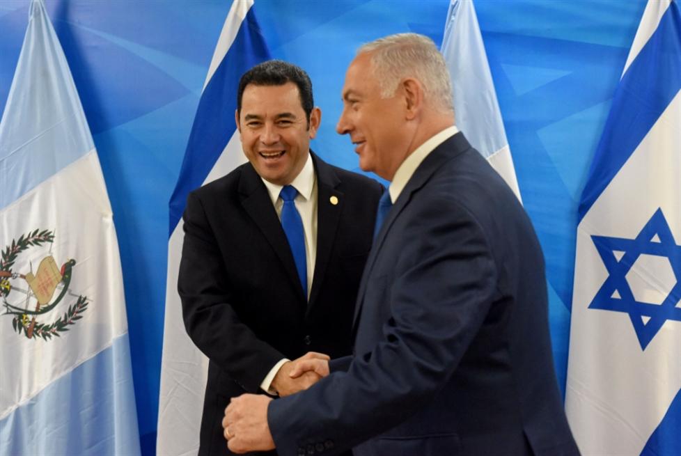 بعد أميركا... غواتيمالا تنقل سفارتها إلى القدس