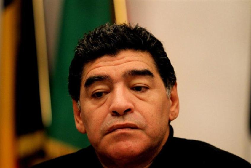 مارادونا رئيساً في بيلاروسيا