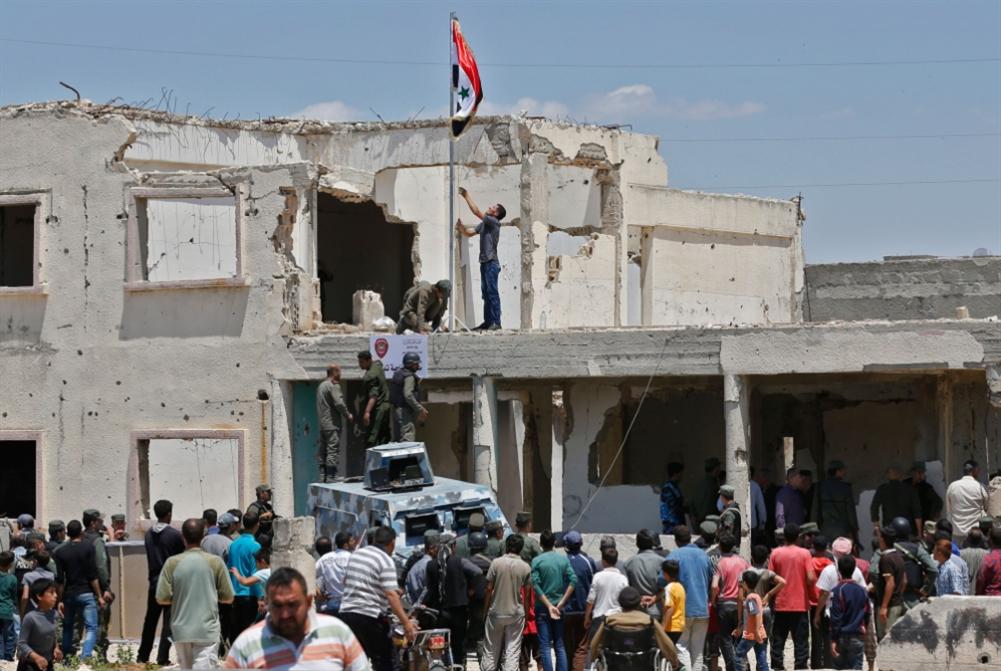 ما بعد ريف حمص: غزلٌ أممي لمسار «أستانا»
