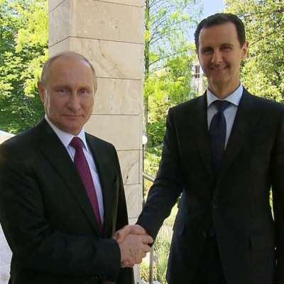 الأسد يلتقي بوتين في سوتشي: تهيئة للعملية السياسية