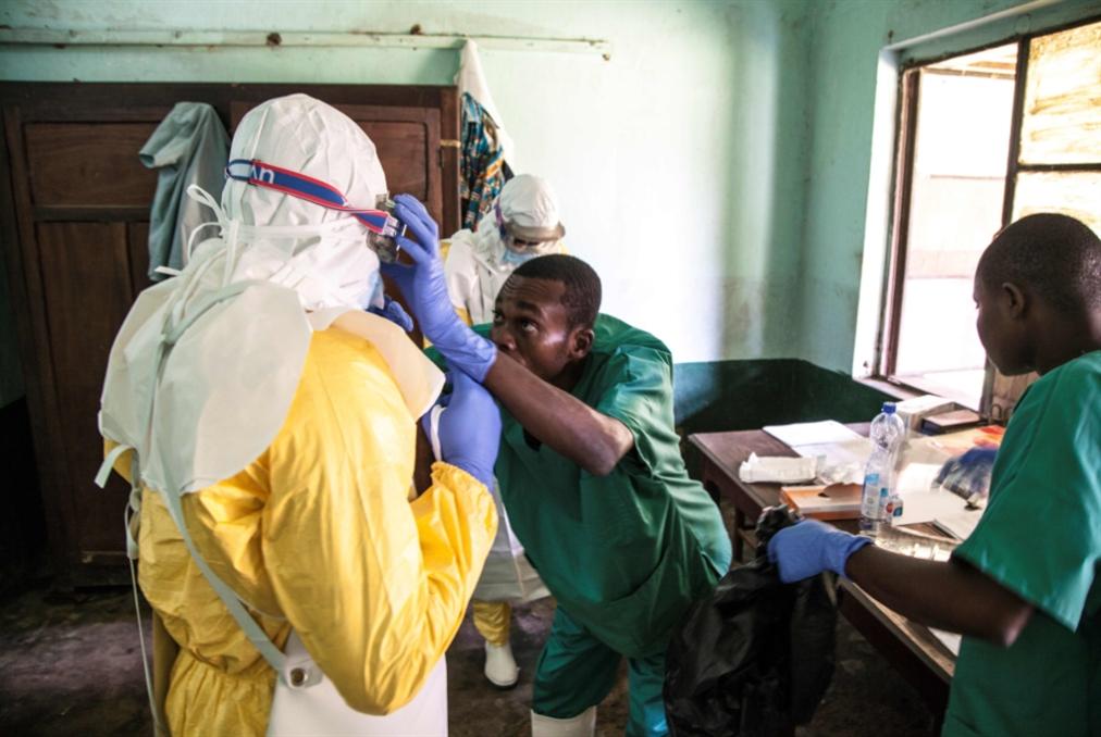 «إيبولا» قد يخرج عن السيطرة في إفريقيا