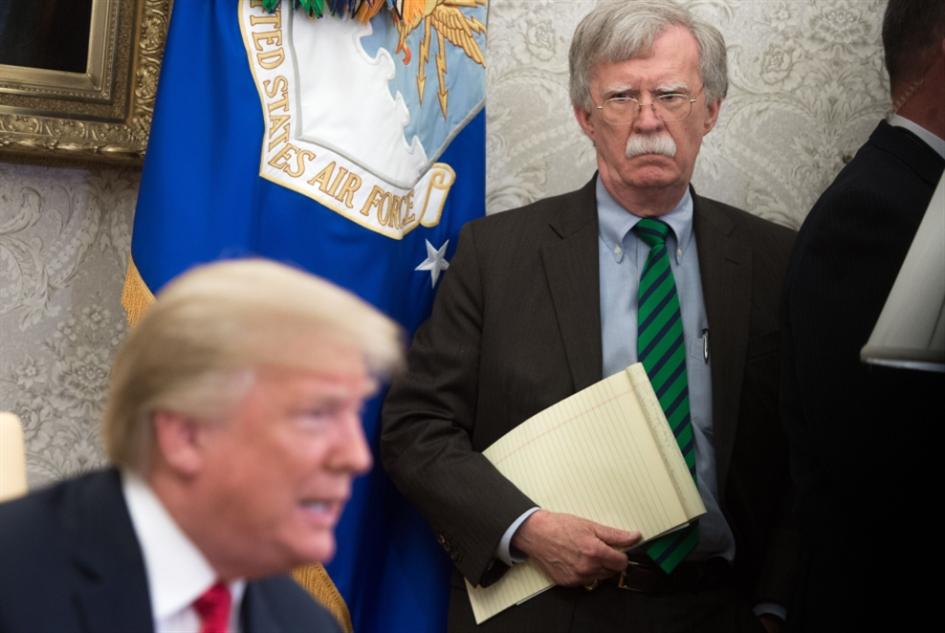 ترامب لن يكتفي بـ«تمزيق الاتفاق»: مشروع «تحالف دولي» ضد إيران