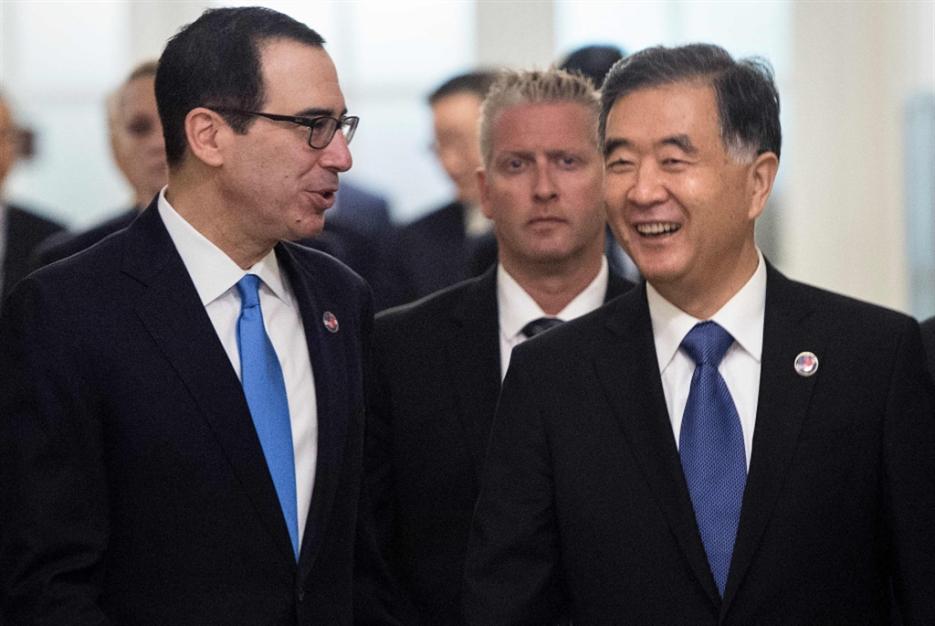 توجه صيني - أميركي لإنهاء «الحرب التجارية»