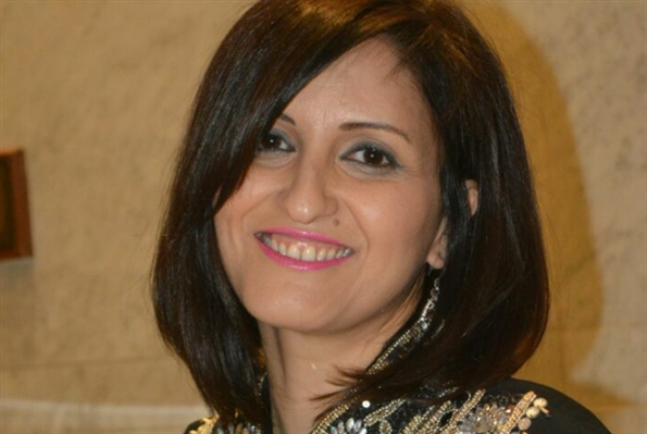 نسرين حميدان: الحياة غنوة!