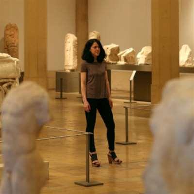 المتحف الوطني في بيروت: حوارية مع حاضر المدينة