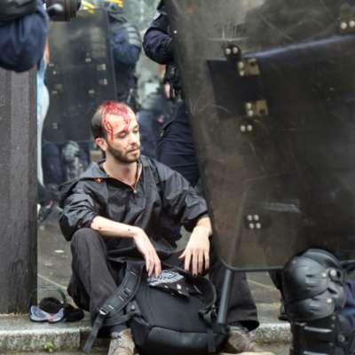 إضراب وتظاهرات جديدة ضدّ ماكرون