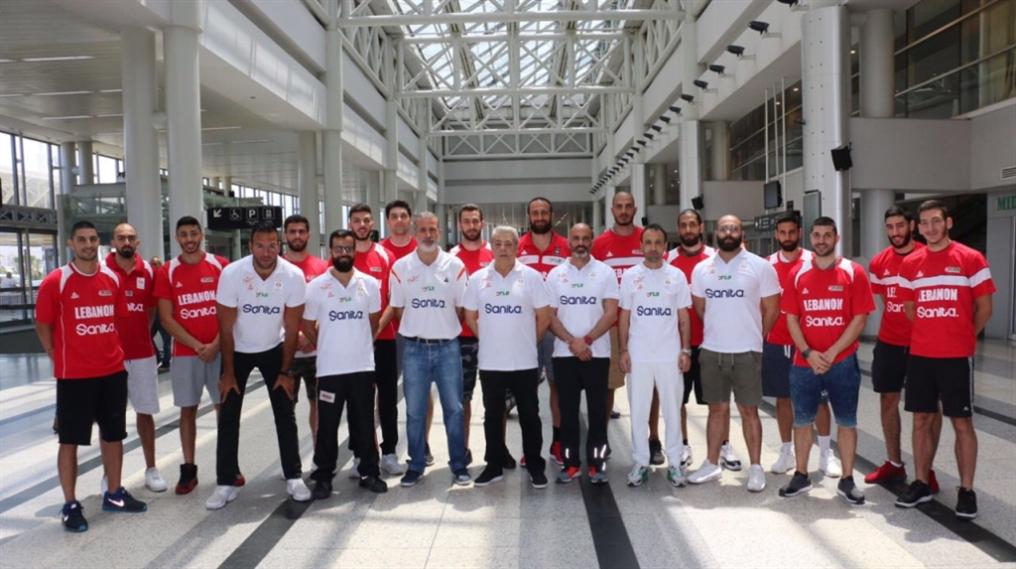 صورة بطولة البحرين: لبنان يواجه مصر