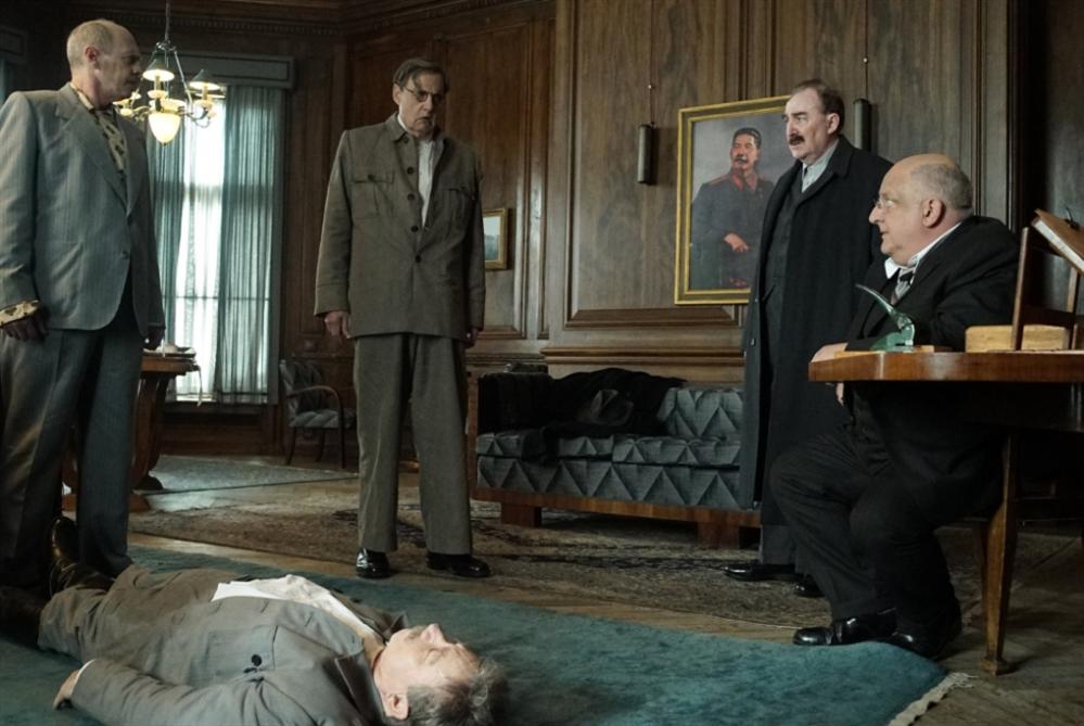 «موت ستالين»: حتى أنت يا إيانوتشي؟
