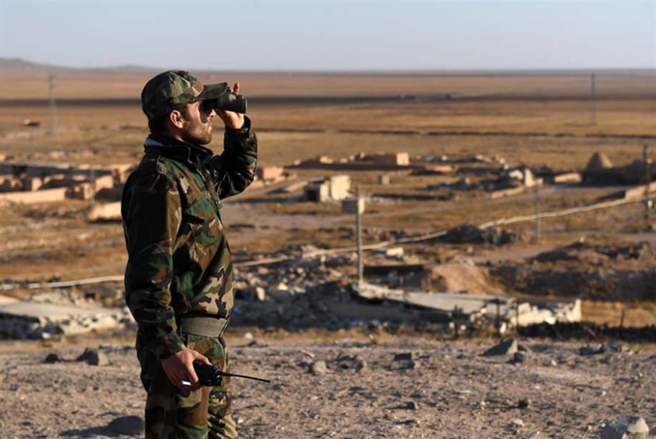 الجيش يصد هجمات لـ«داعش» في البادية