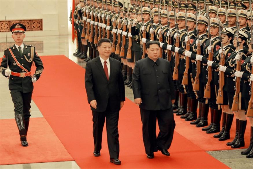 «تهدئة» بيونغ يانغ: ضرورة صينية أيضاً