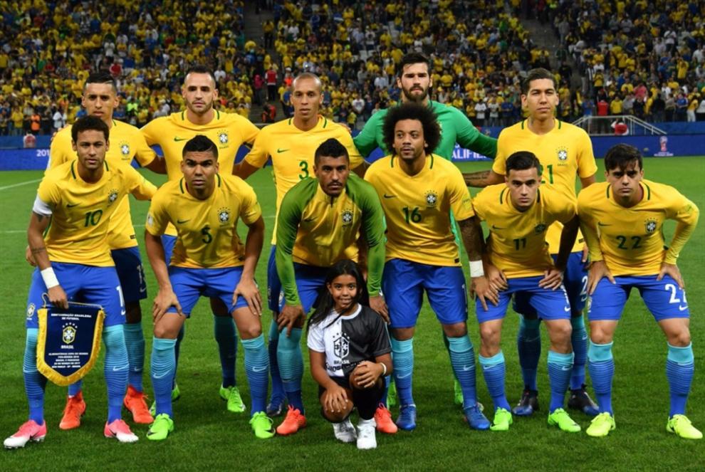 الهجوم البرازيلي في ذروته: «سامبا» حتى ينقطع النفس