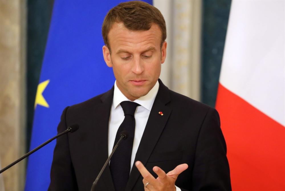 «باريس 2» الليبي: ماكرون يداوي خيبته