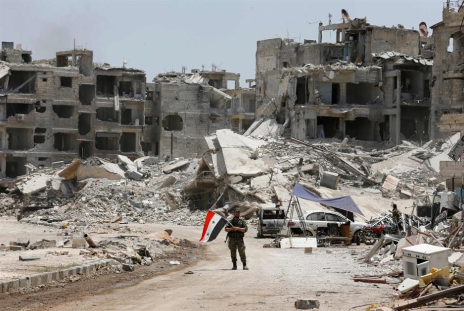 «الجنوب السوري»: حراك دولي لمنع «الحسم العسكري»