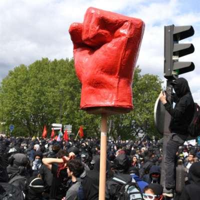 مَن المستفيد من اجتياح العنف الراديكالي لتظاهرات عيد العمال في فرنسا؟