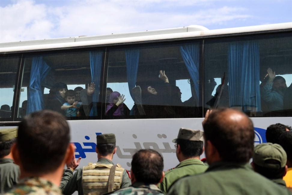 الجيش يصعّد عملياته في الحجر الأسود