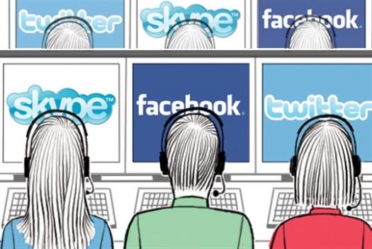 مراقبة وسائل التواصل في زمن الانتخابات
