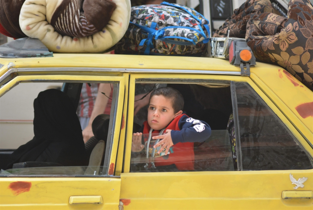 سوريا: عين العالم على درعا وإدلب