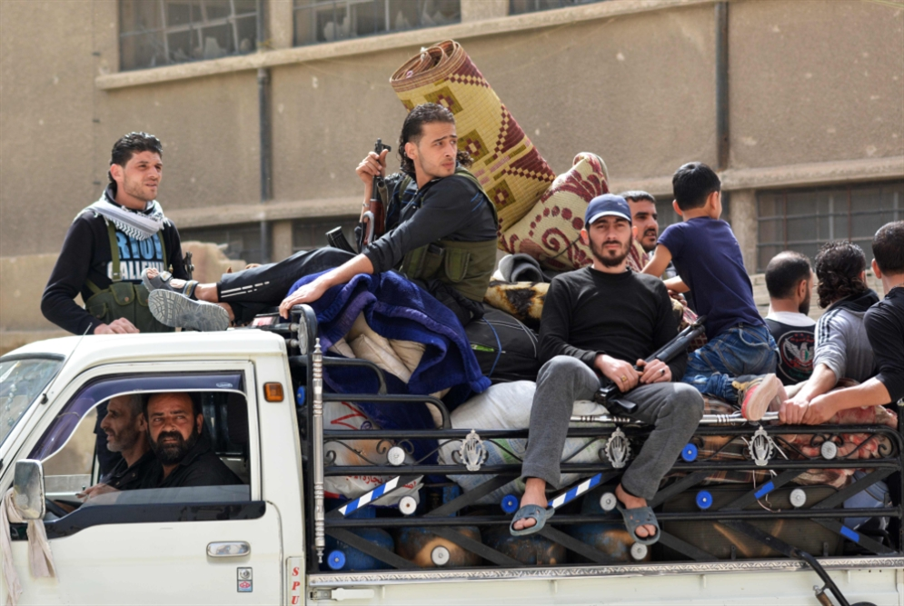 الجيش السوري يتقدم داخل الحجر الأسود... و«التسويات» مستمرة