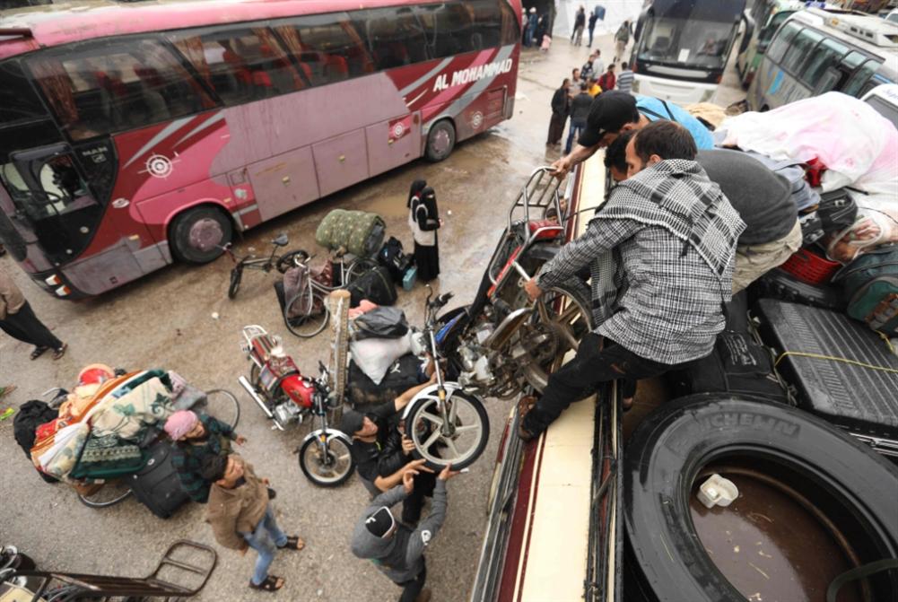 تسوية ريف حمص الشمالي: فصل جديد في الحرب