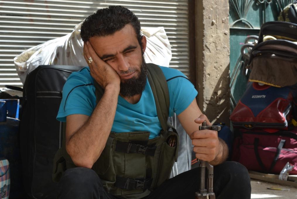 عن الثورة والحرب في سوريا