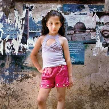 رانيا مطر تعرض صورها في بيروت: المرأة وجهنا الأوحد