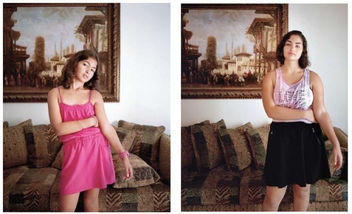 «مارغريتا في عمر العاشرة، مارغريتا في عمر الـ11» (النقاش، لبنان، 2011 - 2015)
