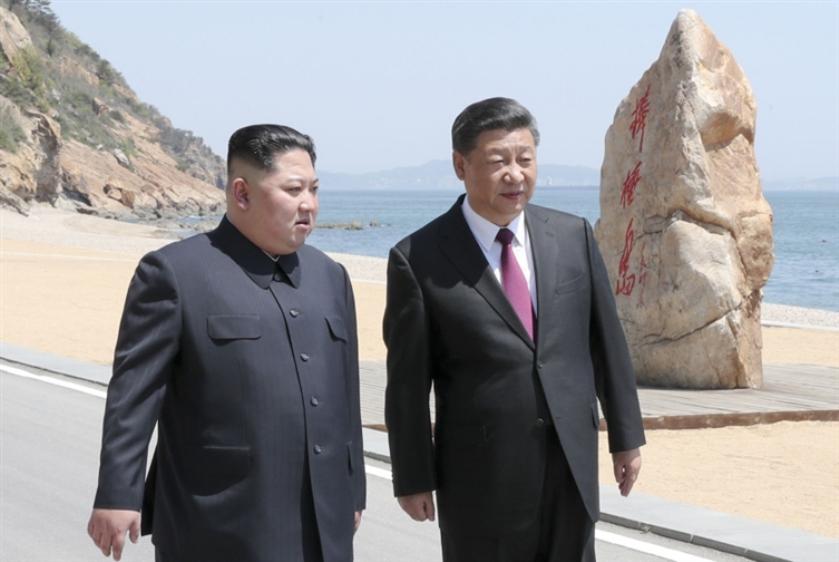 كيم في الصين مجدداً... قبل القمة مع ترامب