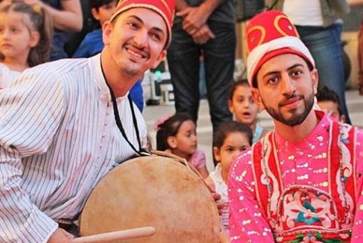 «سيبانة رمضان» في وسط البلد