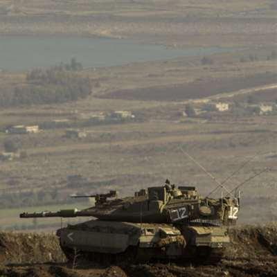 مناورة إسرائيلية في الجولان