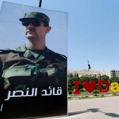 الأسد: سأترشّح إذا أراد الشعب السوري
