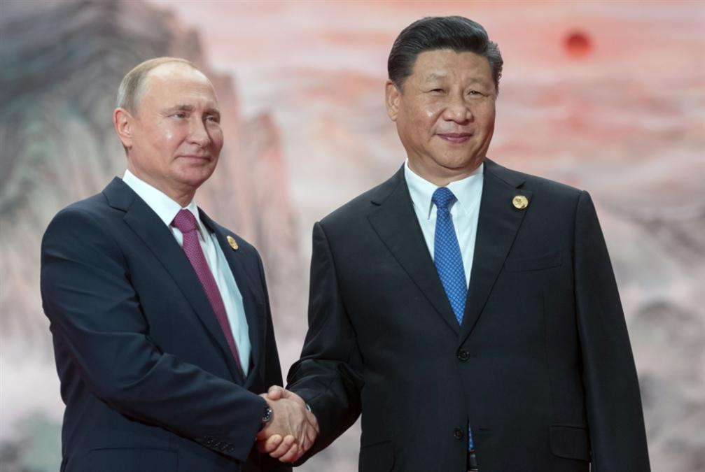 «قمة شنغهاي»: وحدةٌ خلف الصين وروسيا