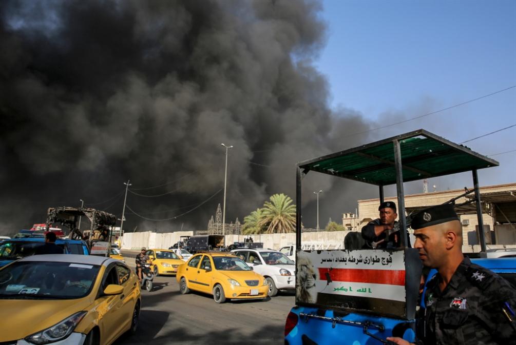 «حريق المفوضية» يخلط الأوراق: مطالبات بإلغاء الانتخابات