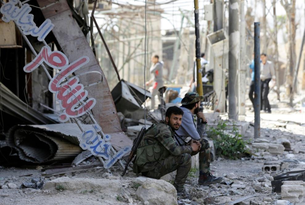 العسكريون وآثار الحرب... ودورات منسيّة تسبق الـ«102»!