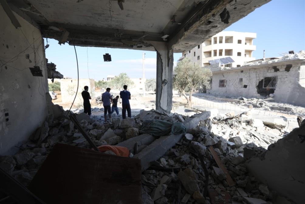 جهد أممي لإحياء مسار المحادثات... و«توتر» في إدلب