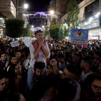 «نبض غزة» يفجّر تظاهرات  في الضفة