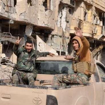 شهداء في قصف أميركي قرب البوكمال