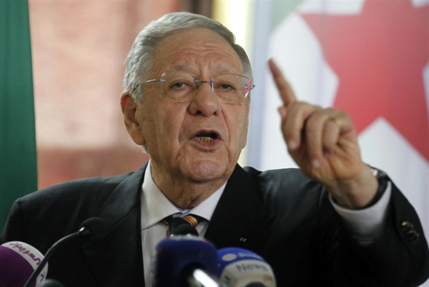 أزمة في الحزب الحاكم في الجزائر
