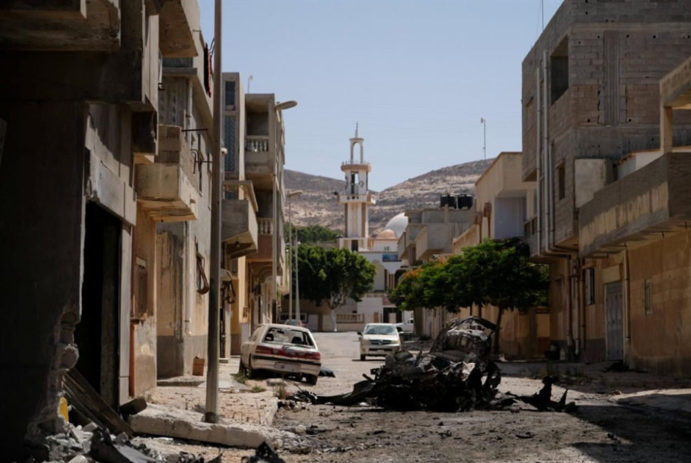 ليبيا | معارك الهلال النفطيّ: أكبر الموانئ خارج الخدمة