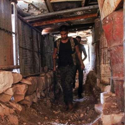 الجنوب السوري: تحركات محدودة تمهيداً للهجوم الواسع