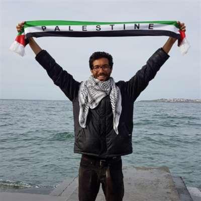 طريق فلسطين تبدأ في السويد