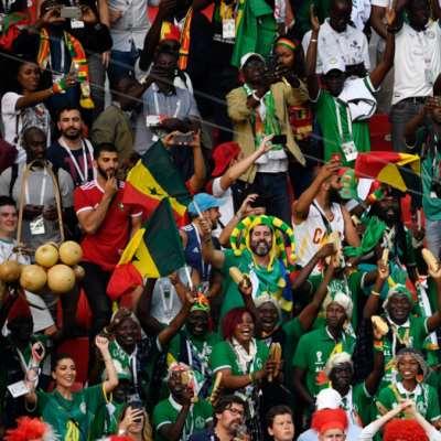 بادرة لطيفة من جمهوري السنغال وتونس