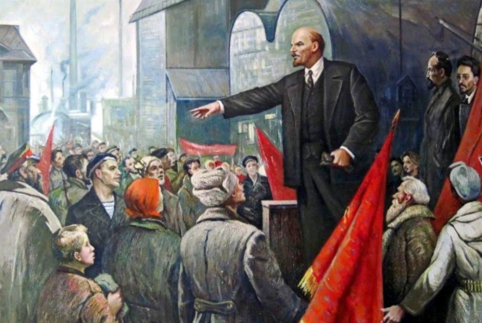 «زيكو هاوس» يعود إلى روسيا 1917