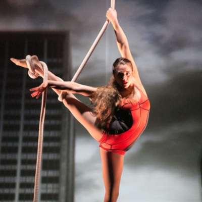 إستعراض يجمع المهارة الجسدية وقوة الخيال : «سيرك إيلوييز» يحتفل بالحياة