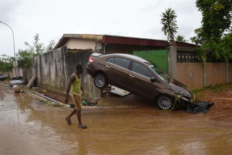 لبنانيّو ساحل العاج يدعمون متضرّري الفيضانات