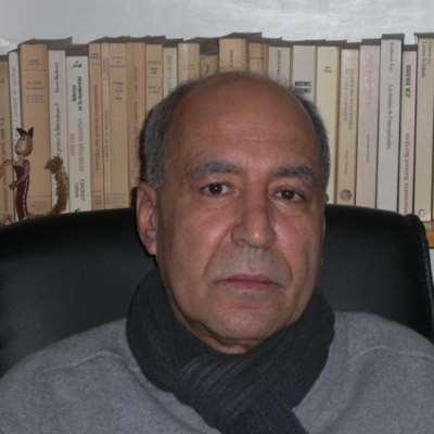 أحمد المديني متوجاً بـ«جائزة محمد زفزاف»