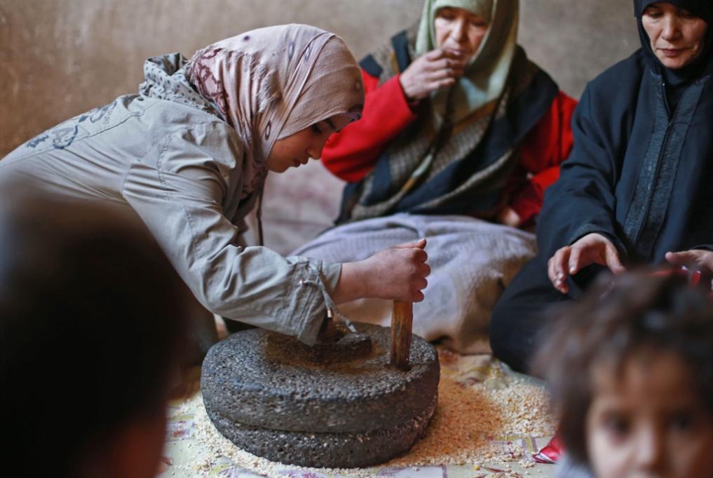 معارك الجنوب  من زاوية زراعيّة: أهلاً بقمح درعا