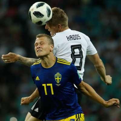 ألمانيا والسويد: 6 أرقام