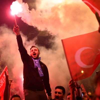 أردوغان يعلن فوزه... رئيساً للمرة الثانية
