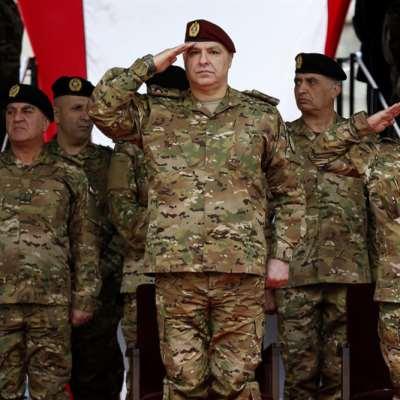 قائد الجيش في واشنطن... لبنان خط الدفاع الأول في مواجهة الإرهاب