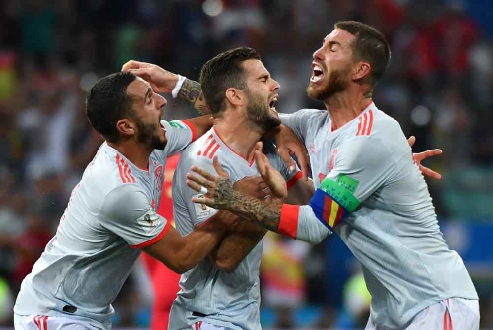 لاعبو إسبانيا يفضلون القيلولة على كأس العالم